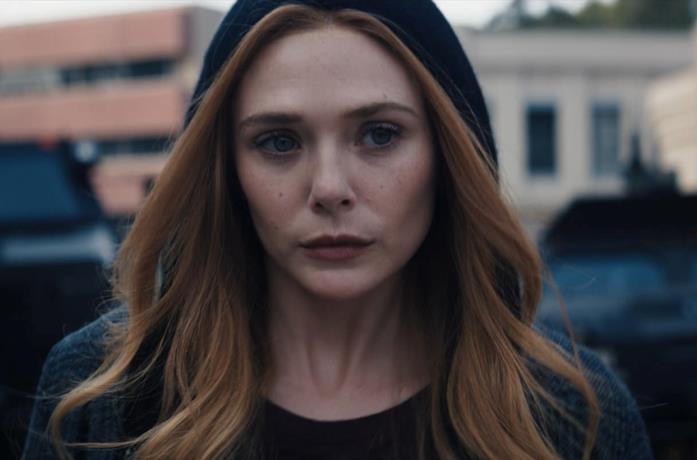 Wanda lascia Westview nel finale di serie