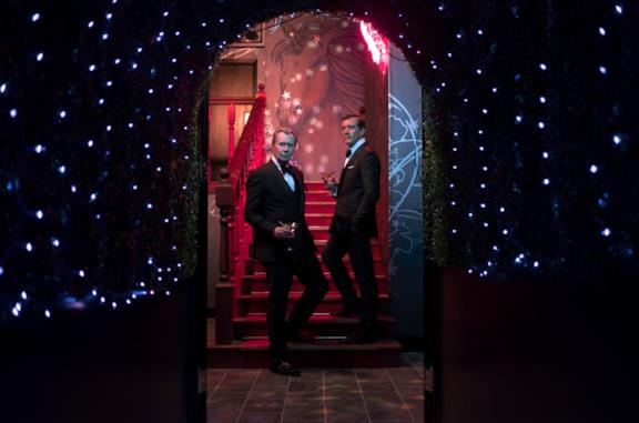 Antonio Banderas e Gary Oldman in Panama Papers