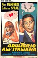 Poster Adulterio all'italiana