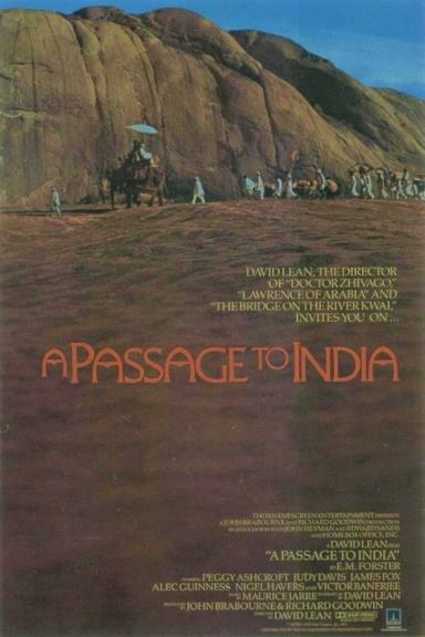 Poster Passaggio in India