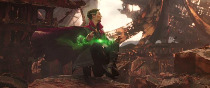benedict cumberbatch avengers endgame doctor strange