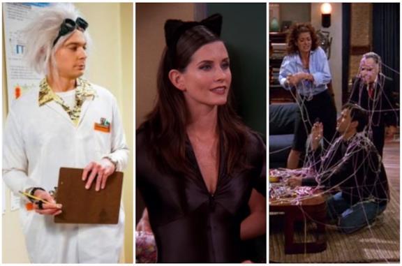Halloween da ridere e serie TV: gli episodi a tema nelle sitcom da riguardare