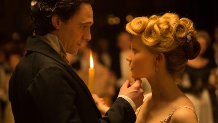 Mia Wasikowska e Tom Hiddleston