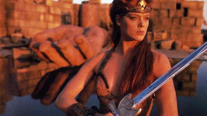 Brigitte Nielsen in Yado