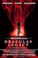 Poster Dracula's legacy - Il fascino del male