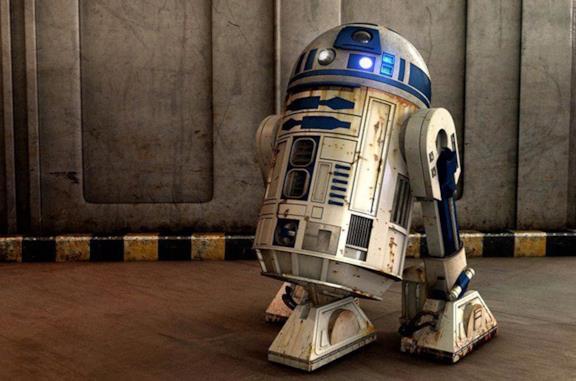 Il robot aspirapolvere ispirato a R2-D2 è il futuro delle pulizie