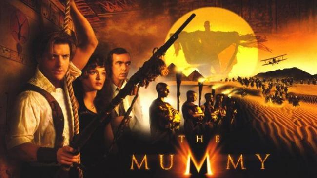 Immagine promozionale di La Mummia