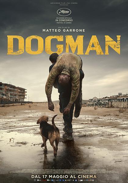 Poster ufficiale di DOGMAN