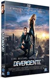 Divergente (Blu-Ray+Dvd) [Edizione: Francia]