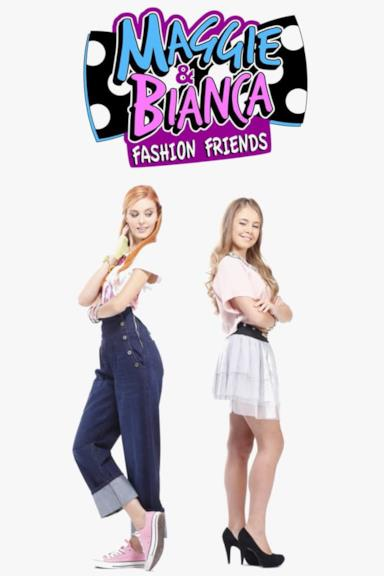 Poster Maggie & Bianca Fashion Friends