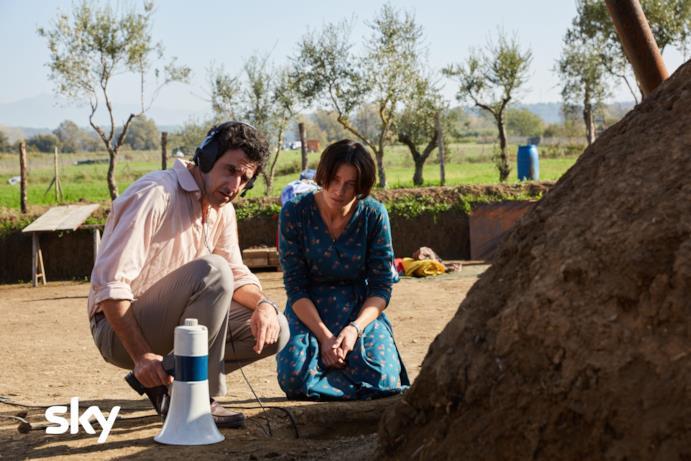 Una scena di Alfredino - Una storia italiana davanti al pozzo