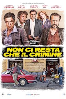 Poster Non ci resta che il crimine