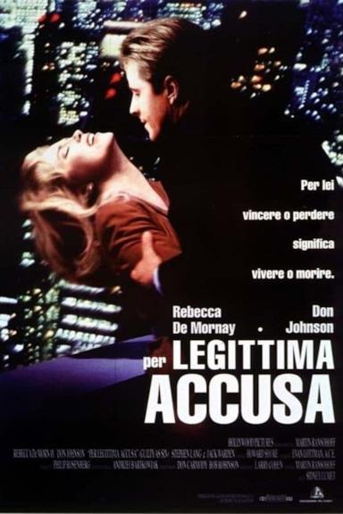 Poster Per legittima accusa