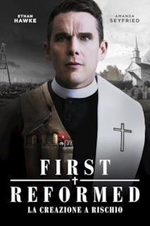 Poster First Reformed - La creazione a rischio
