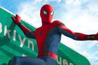 Immagine promozionale del film Spider-Man: Homecoming