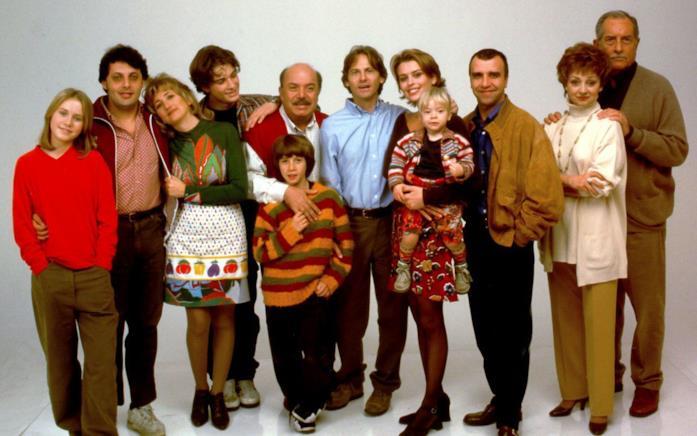 Il cast della prima stagione di Un medico in famiglia
