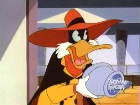 Arrivato dal Negaverso, Negaduck vuole distruggere Darkwing Duck