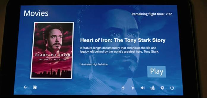Titolo, locandina e sinossi del documentario su Tony Stark