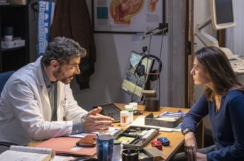 Giuseppe Zeno e Serena Rossi in Mina Settembre