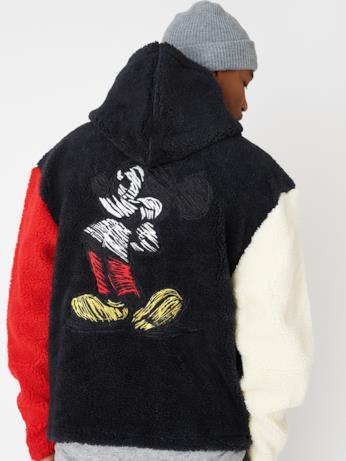 Cappotto in pile KITH x Disney - retro