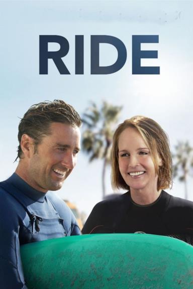 Poster Ride - Ricomincio da me
