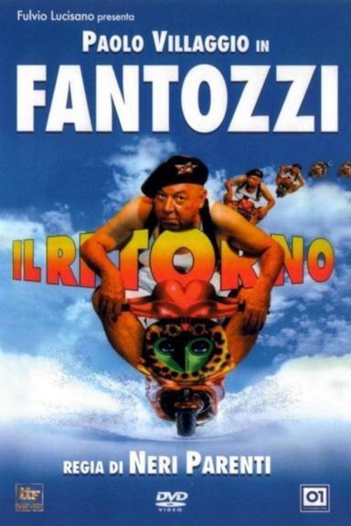 Poster Fantozzi - Il ritorno