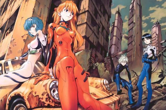 Dopo le polemiche, su Netflix c'è il nuovo doppiaggio italiano di Neon Genesis Evangelion