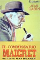 Poster Il commissario Maigret