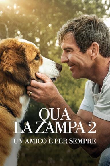 Poster Qua la zampa 2 - Un amico è per sempre
