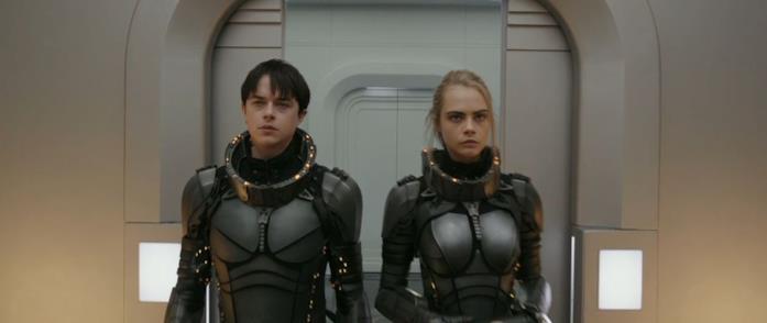 Valerian e Laureline pronti per la missione