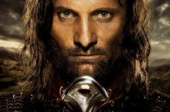 Viggo Mortensen è Aragorn ne Il Signore degli Anelli
