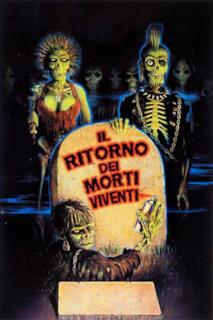 Poster Il ritorno dei morti viventi
