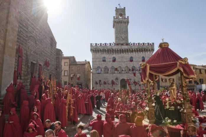 Le scene di Twilight a Volterra