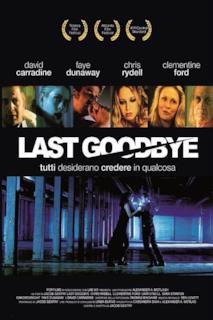 Poster Last Goodbye