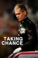 Poster Taking chance - Il ritorno di un eroe
