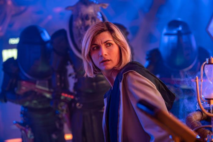 Jodie Whittaker è la prima incarnazione femminile del Dottore