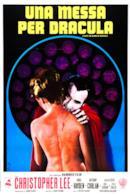 Poster Una messa per Dracula