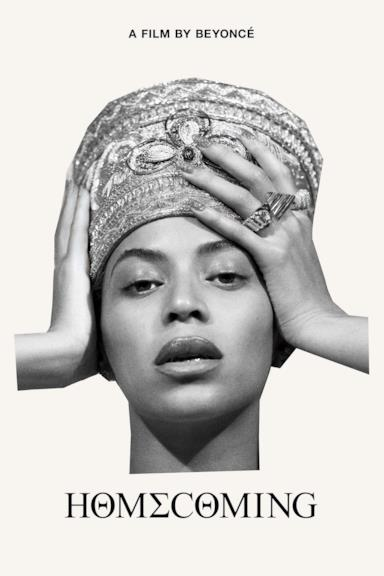Poster Homecoming: A Film by Beyoncé