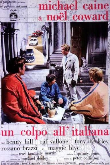 Poster Un colpo all'italiana