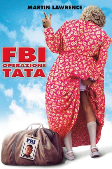 Poster FBI - Operazione tata