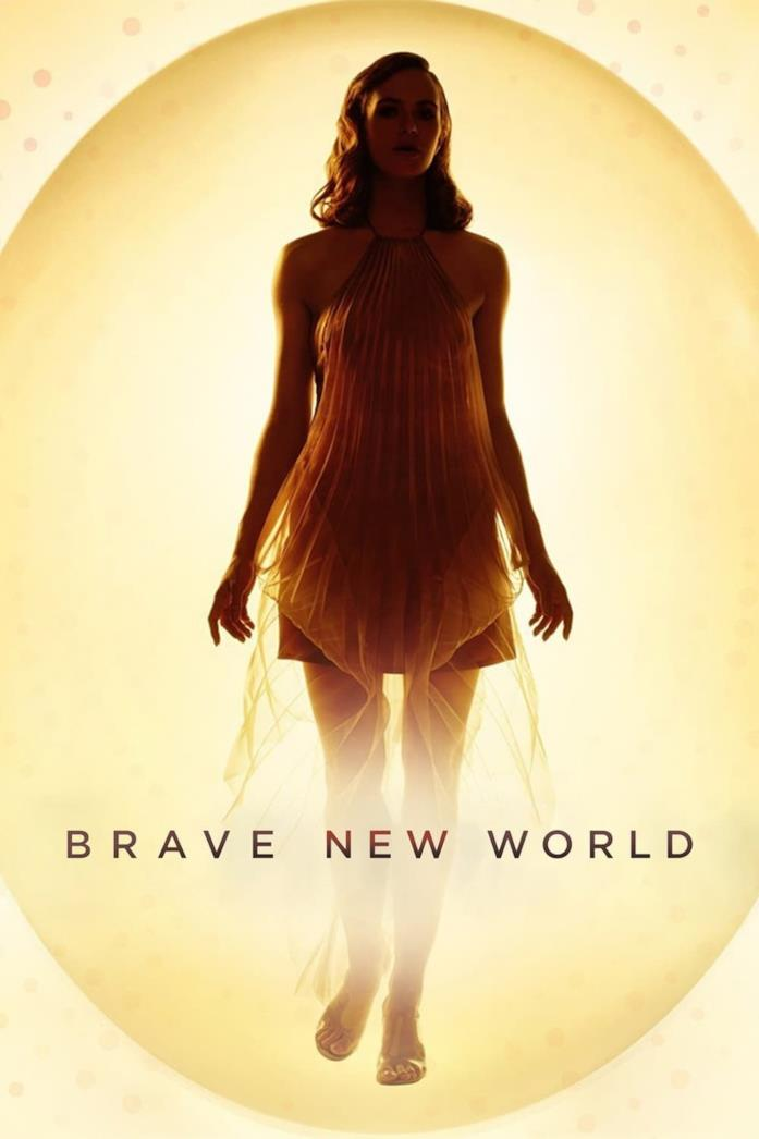 La locandina di Brave New World