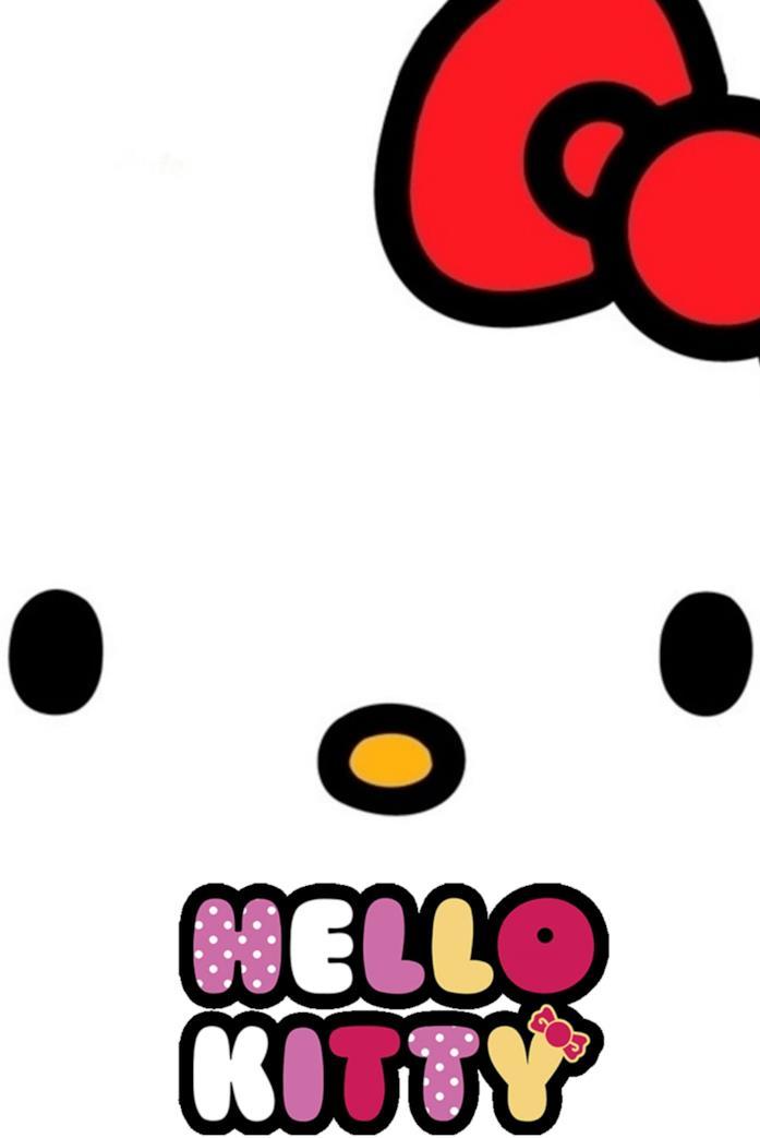 Il poster del film Hello Kitty