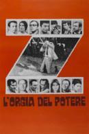 Poster Z - L'orgia del potere
