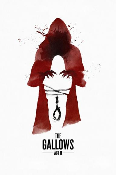 Poster The Gallows Act II