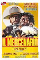 Poster Il mercenario