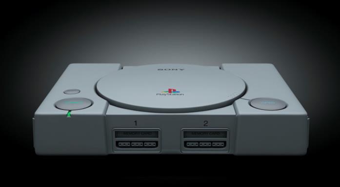 PlayStation Classic vista da vicino