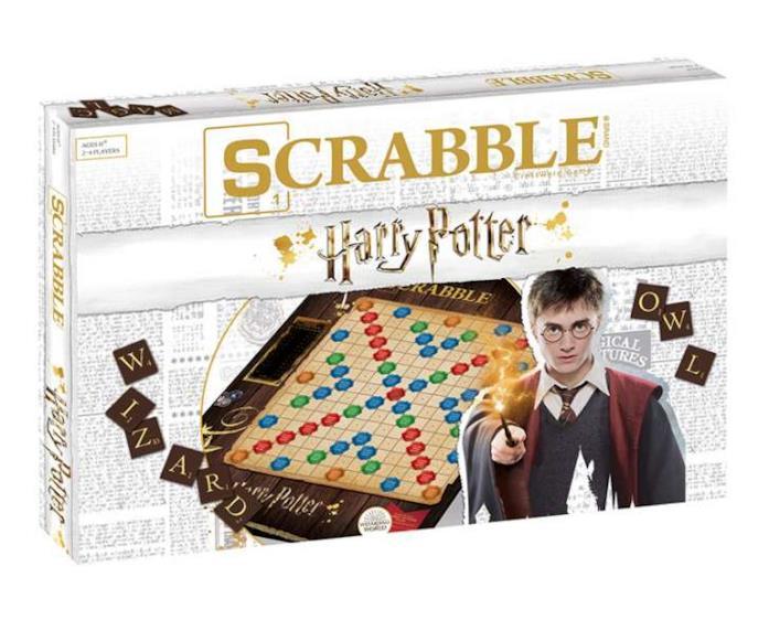 Lo Scrabble ufficiale di Harry Potter
