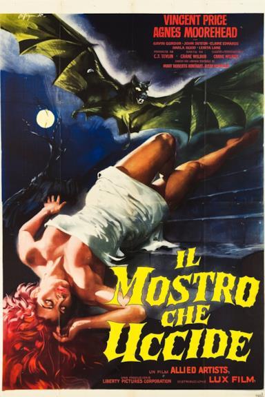Poster Il mostro che uccide