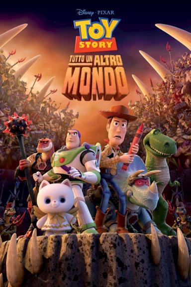 Poster Toy Story: Tutto un altro mondo