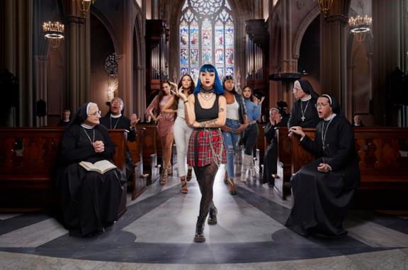 Il cast di Ti spedisco in convento
